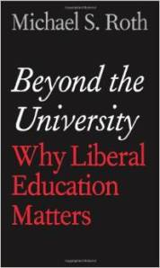 book on liberal education roth
