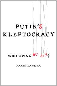 putin's kleptacracy