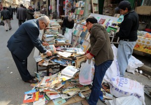 Mideast Iraq Libraries In Danger