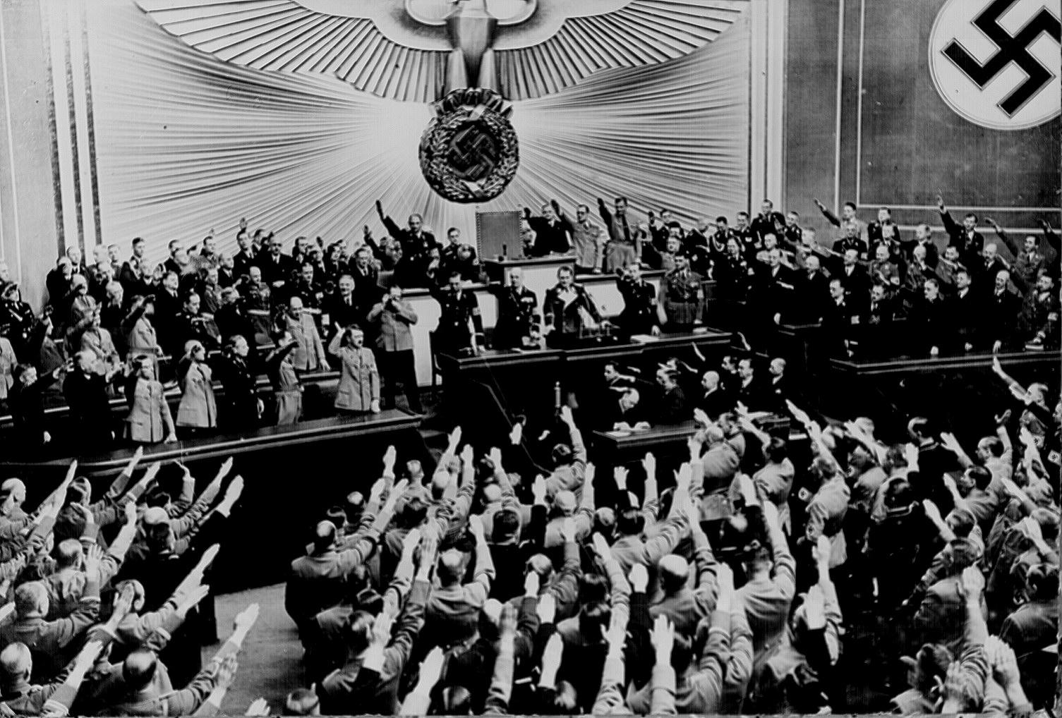 social revolution in nazi germany