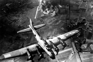 Allied bombing WWII