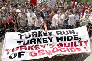 armenian_genocide protest
