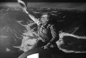 John Bolton riding bomb