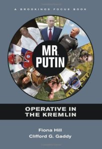 Mr Putin Operative in the Kremlin