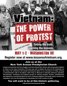 Vietnam the power of protest