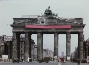 berlin in aftermath of WWII