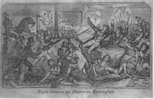 Kensington Bible Riots 1844