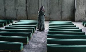Srebrenica mourning