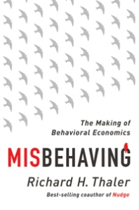 The Making of Behavioral Economics misbehaving-web