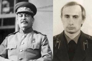 Stalin Putin