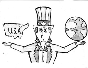 US and World
